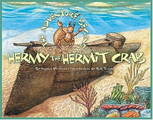 Download Hermy the Hermit Crab: The Adventure Begins pdf epub