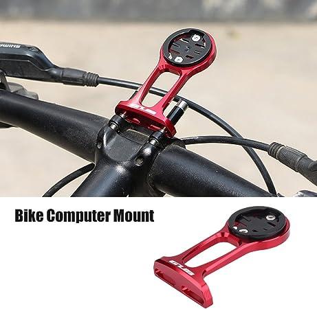 Alloy Bike Stem Extension Computer Out Front Mount Holder for Garmin Bryton Edge
