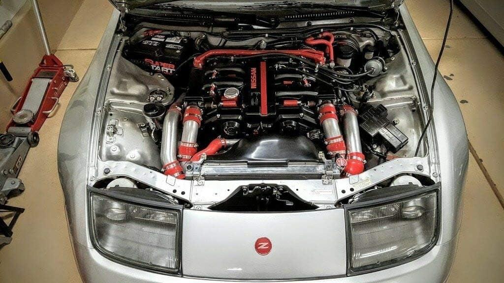 Details about  /Ultimate Fastener Kit fits 1990-99 Nissan 300zx Z32 SHSC Hardware