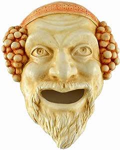 Dionysos pequeña máscara – Dioniso dios del vino Ritual