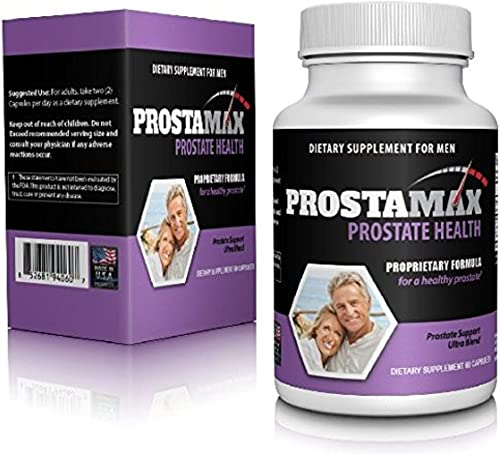 Prostamax Prostate Support Supplement