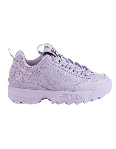 Amazon.com   Fila Disruptor II Embroidery Shoes   Shoes