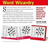 Mensa 10-Minute Crossword Puzzles Page-A-Day