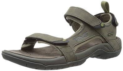 Teva Tanza Leather Walking Sandals M72b3216
