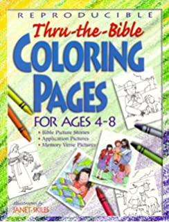 Thru The Bible Coloring Pages Teacher Training Series