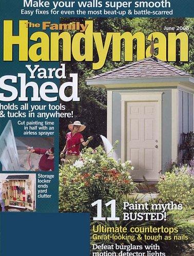 The Family Handyman: Amazon.com: Magazines