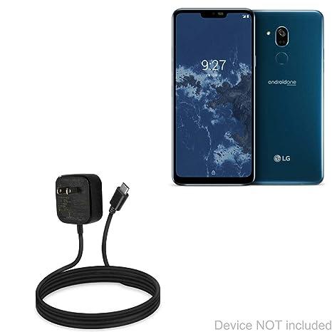 Amazon.com: BoxWave LG Q9 One Charger, [Cargador de pared ...
