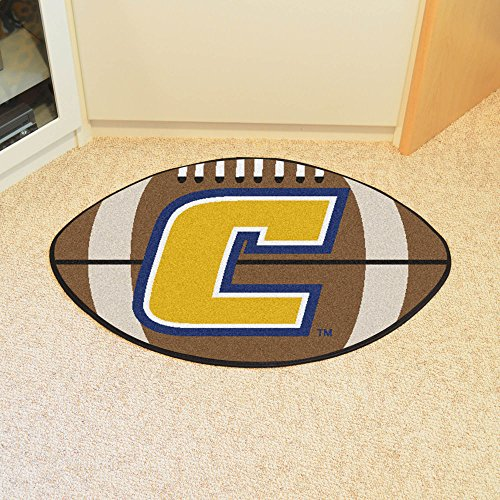 Fan Gear Fanmats University Tennessee Chattanooga Football Rug 22