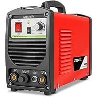 Greencut MMA-200 - Soldador inverter turbo ventilado de corriente continua DC, 200A