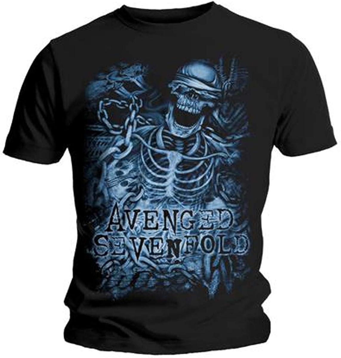 Bravado Avenged Sevenfold-Chained Maglietta Uomo