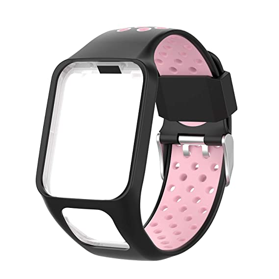 Amazon.com: Compatible with Smartwatch Wirstbands Tomtom ...