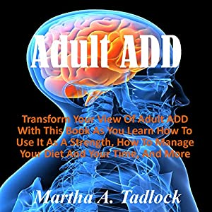 Adult ADD Audiobook