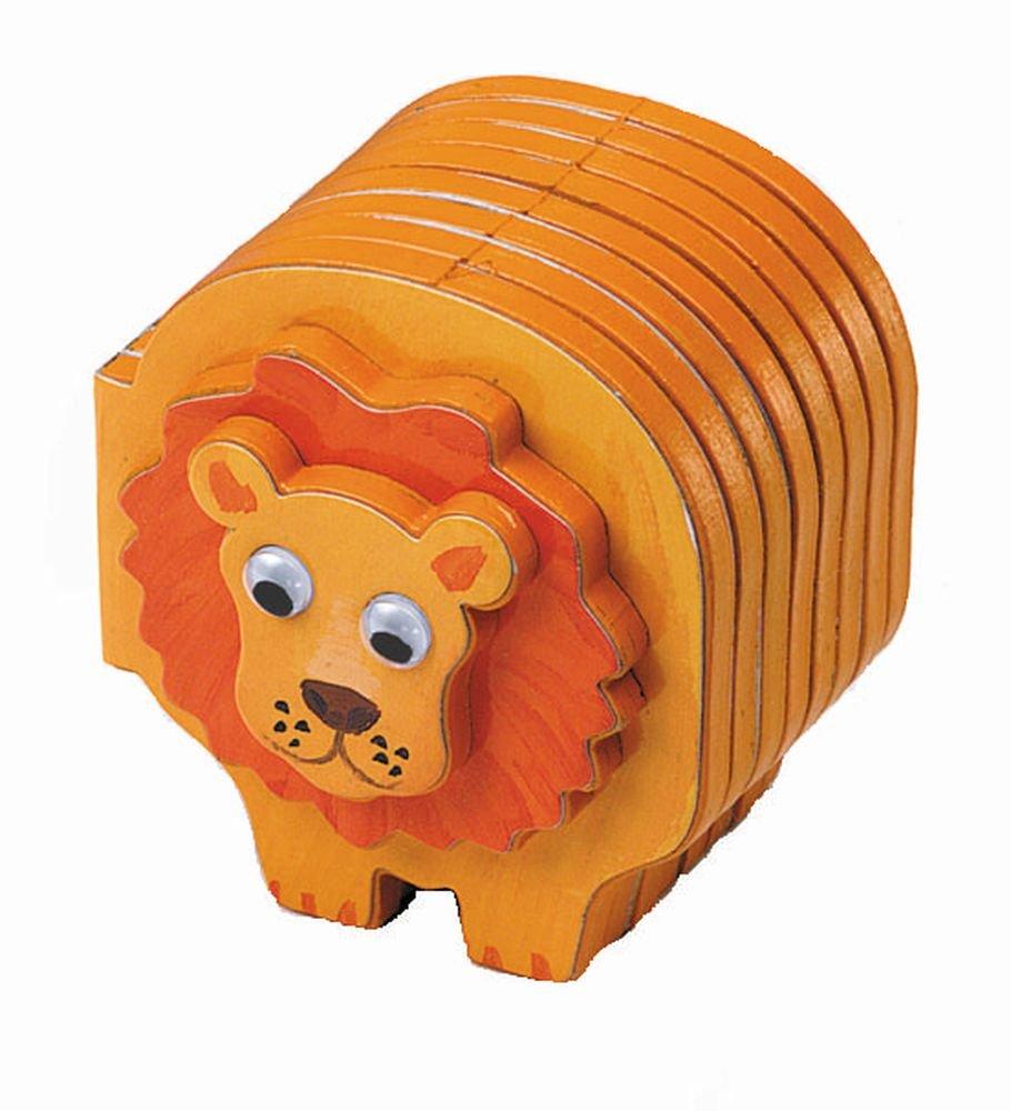 Chunky Safari Lion (Chunky Safari Books)