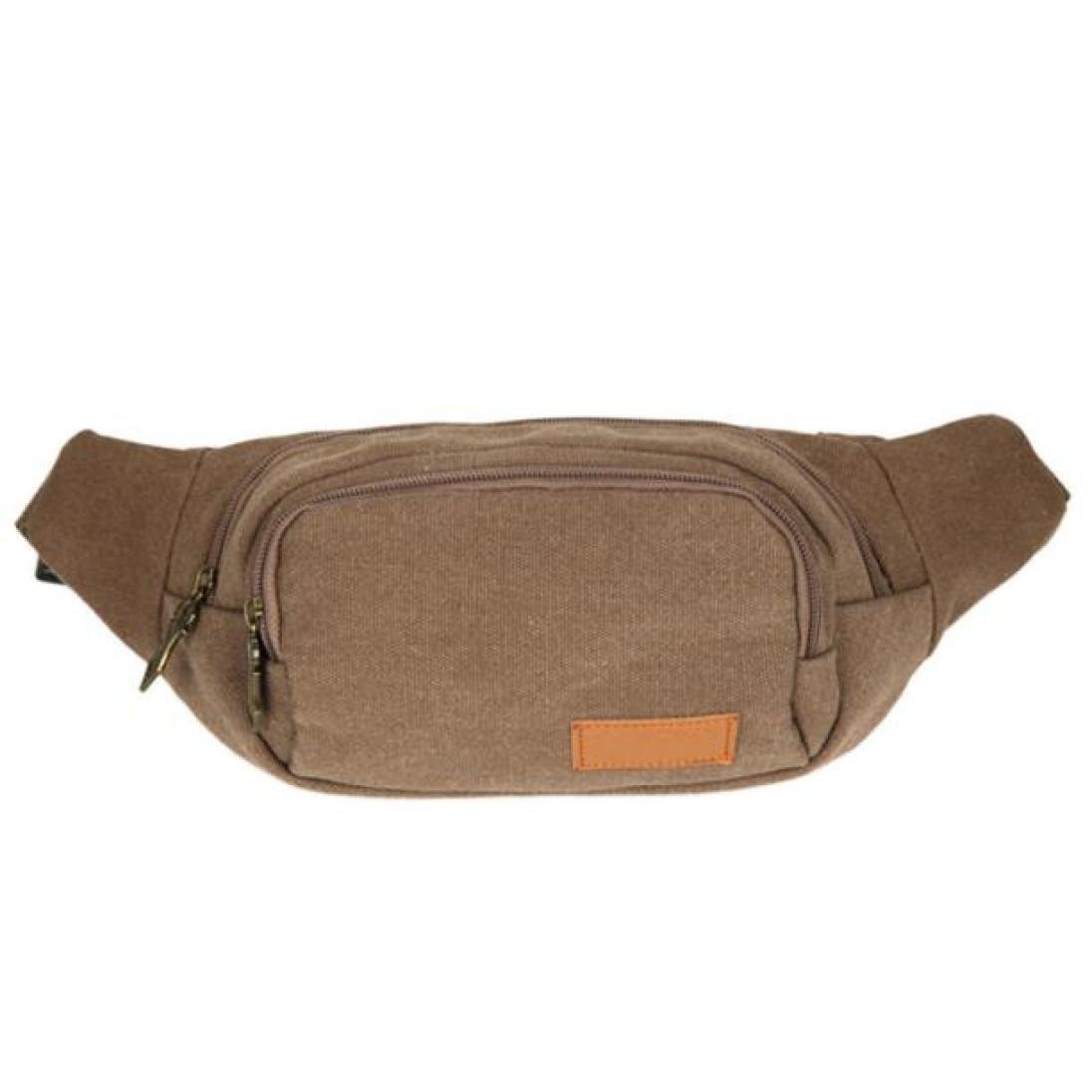 Outdoor Sports Running Waist Packs Travel Shoulder Chest Bag Inkach Unisex Fanny Packs