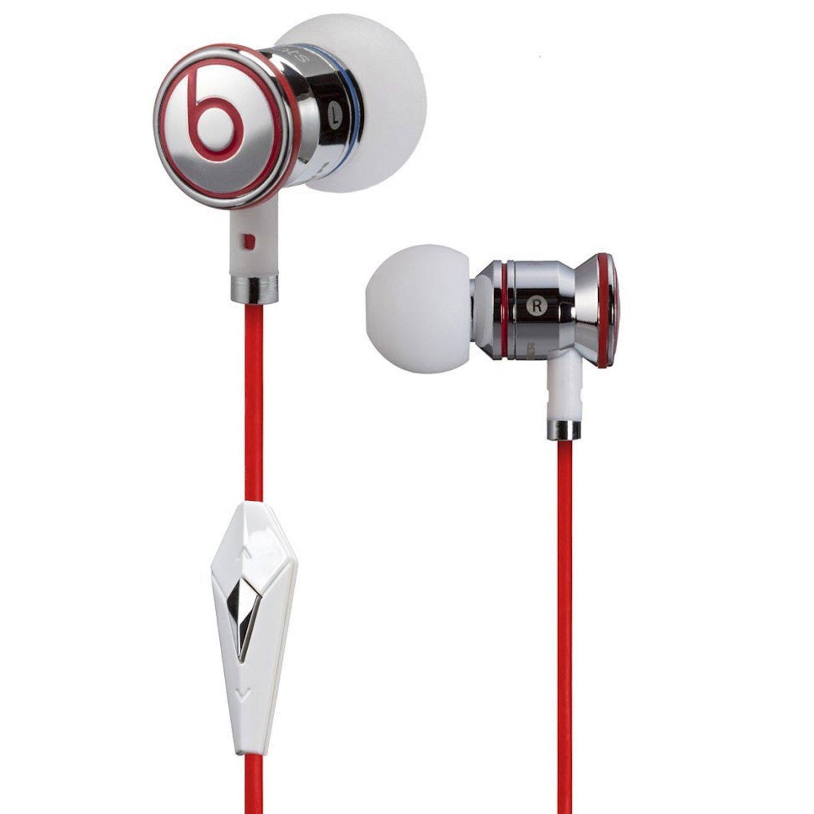 Beats By Dr. Dre Monster iBeats In-Ear Earphones, White by Beats