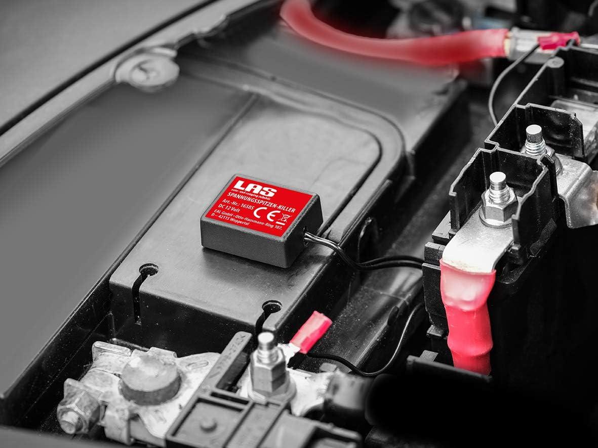 Auto Überspannungsschutz Spannungsspitzenkiller 12V Bordcomputer Schutz Neu