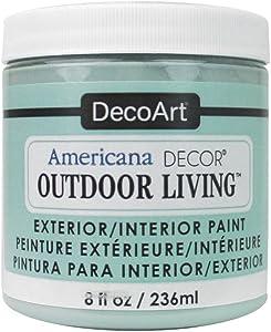 DecoArt FrostdGlass Americana Outdoor Living 8oz Frosted Glass