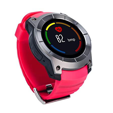 HUIGE Reloj Inteligente, S958 Deportes Profesionales GPS satélite ...