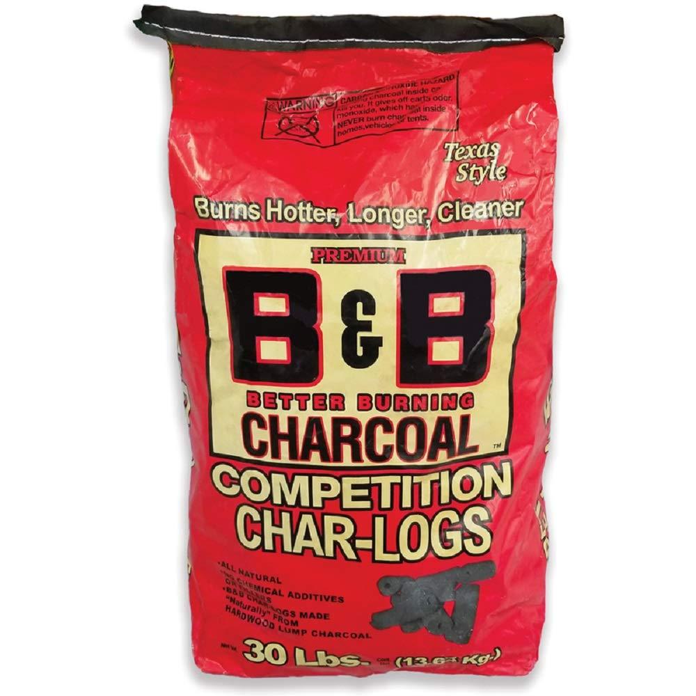 Charcoal Char Logs #30 by B & B Charcoal