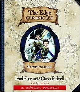 the edge chronicles 5 stormchaser stewart paul riddell chris