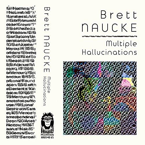 Brett Naucke - Multiple Hallucinations (Cassette)
