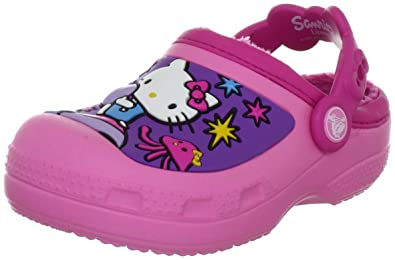 crocs Hello Kitty Space advntre LND CLG DahliaRaspberry