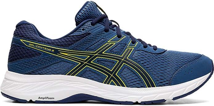 ASICS Gel-Contend 6 (4E) Zapatillas de running para hombre: Amazon.es: Zapatos y complementos