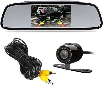Mini CCD Reverse Backup Front Reversing Camera TO WIFI Transmitter SmartPhone
