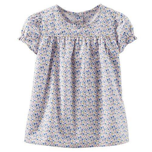 OshKosh Little Girls Toddler Floral Poplin Top 2T by Carter's [並行輸入品]   B014QGTP9U