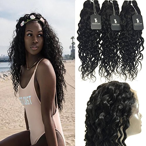 wet and wavy lace closure - 3