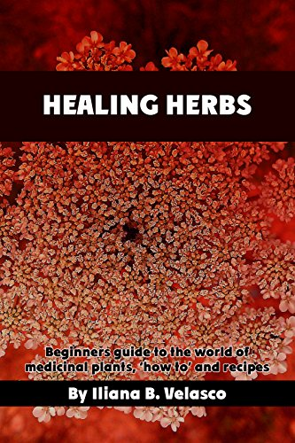 Healing herbs: Beginners guide to the world of medicinal plants, 'how to' and recipes by [Velasco, Iliana B.]