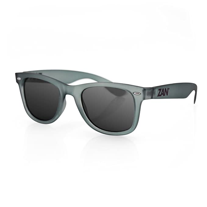 Amazon.com: ZANheadgear Winna Sunglass W/black Gradient-Smoked Lens: Sports & Outdoors