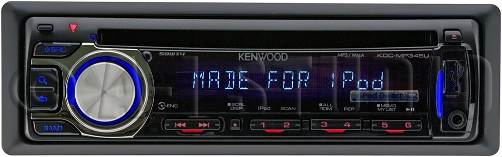 61ZRWTheFRL._SL1000_ amazon com kenwood kdc mp345u in dash cd mp3 wma ipod receiver  at panicattacktreatment.co