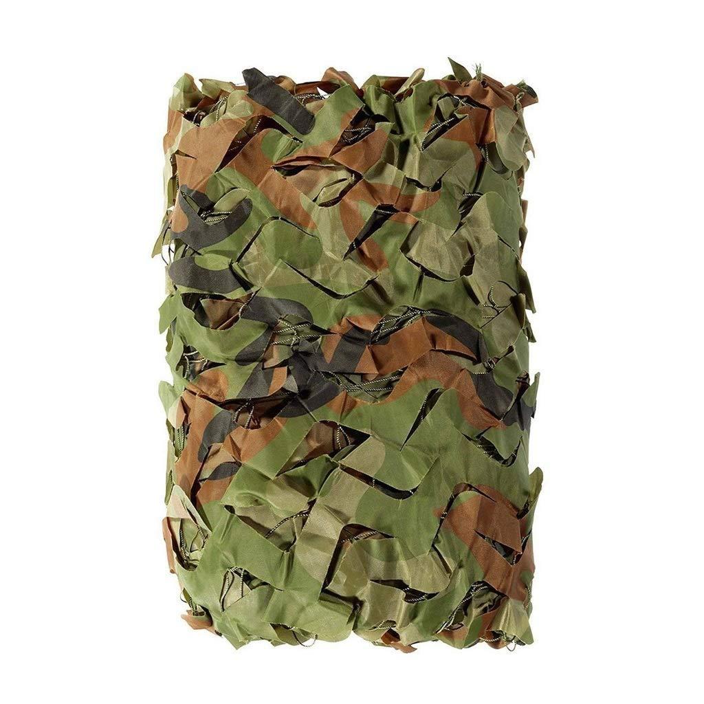 防空林迷彩ネット布保護屋外織キャンプキャンプパーティー装飾隠しキャンプ避難テント迷彩カバー(2 * 3m) (サイズ さいず : 2*20m) 2*20m  B07QVZWFWN