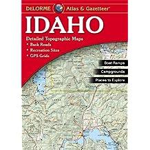 Idaho - Delorme 3rd /E