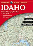Delorme Idaho Atlas - 978-0-89933-436-3