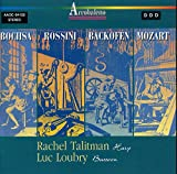 Bochsa, Rossini, Backofen & Mozart: Music for Harp and Bassoon