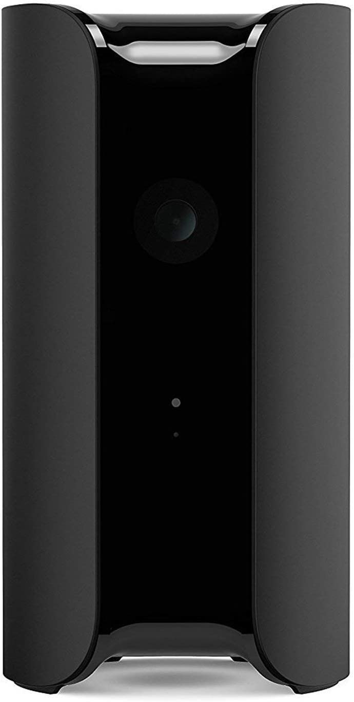 Canary All-in-One Indoor 1080p HD Security CameraBuilt-in Siren /& More  Black
