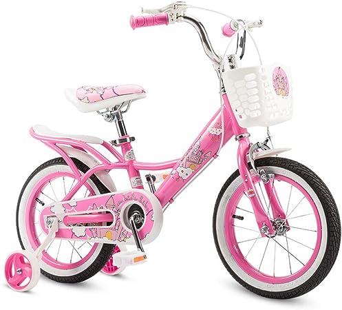 Bicicletas de Equilibrio Bicicleta para niños Bicicleta para niña Estilo Princesa 12