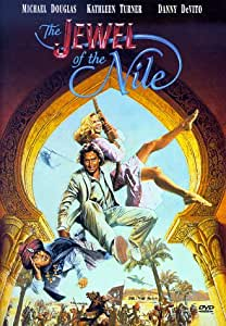 The Jewel of the Nile (Widescreen) (Bilingual) [Import]