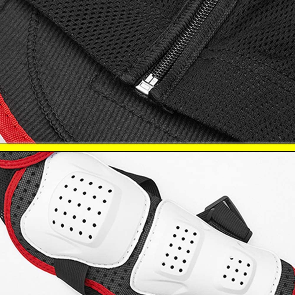 TZTED Protection Moto Cross Pantalon de Ski Cyclisme Protection pour Patinage Snowboard Skating Ski Roller V/élo VTT Moto Descente Handball Rugby