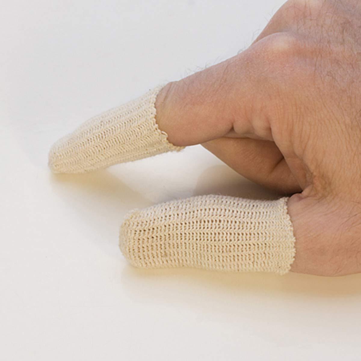 EuroTool Cotton Finger Guards (Pkg of 20), POL-220.00