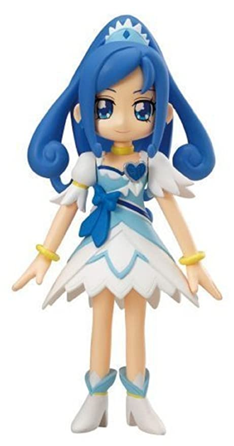 amazon com glitter force glitter diamond 5 inch figure from doki