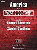 AMERICA FROM WEST SIDE STORY PIANO/VOCAL (CHORDS  NO      FRAMES)