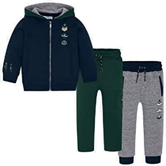 Mayoral Chandal Canguro 2 Pantalones niño Modelo 4810