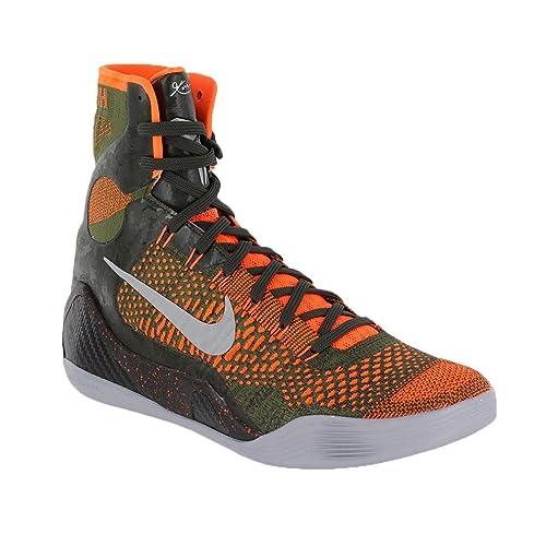 Nike Kobe IX Elite - Zapatillas de Baloncesto para Hombre, (Verde ...