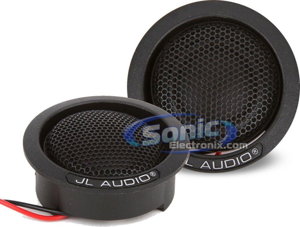 "JL AUDIO C2-075CT 3//4/"" 250W SILK SOFT DOME CAR C2 STEREO TWEETERS SET"