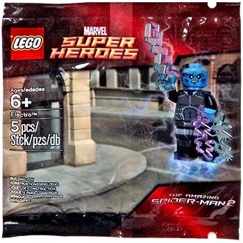 Lego marvel super heroes the amazing spider man 2 movie electro bagged toys - Lego the amazing spider man 3 ...