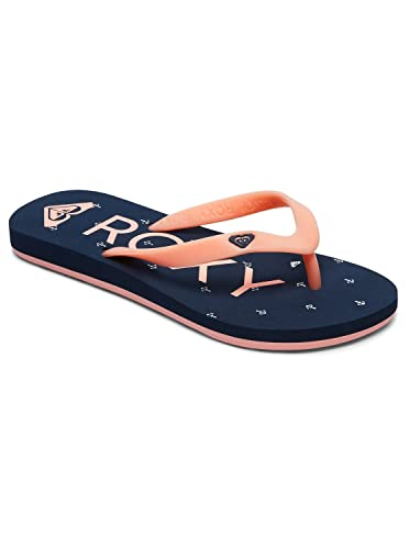 Roxy Tahiti Vi Footwear Sandals - Navy All Sizes