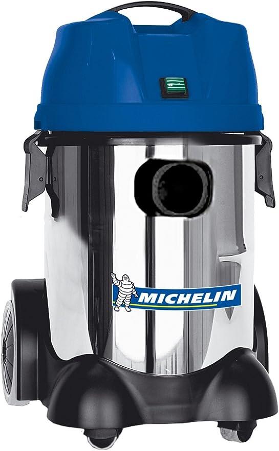 Michelin CA-VCX30PEINOX - Aspirador para sólidos y líquidos 30 lt ...
